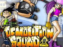 Demolition Squad от НетЕнт: игра казино онлайн с бонусами и джек-потом